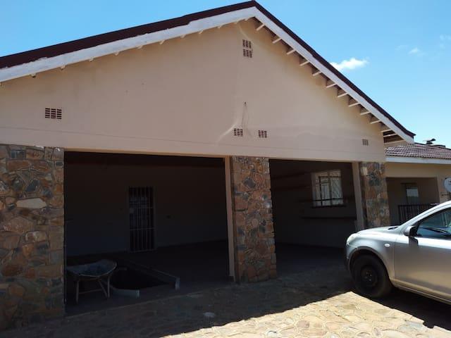 nyanga holiday home