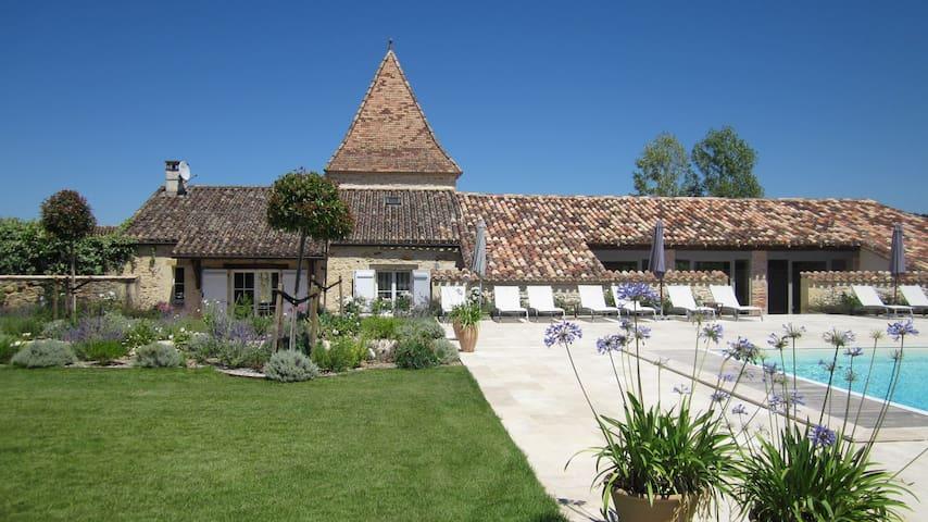 La Balie - Salles - Huis