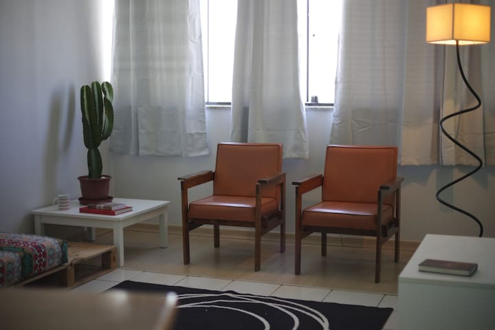 Apartamento lindo com localização privilegiada