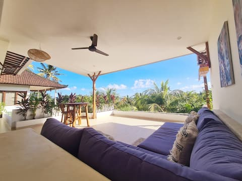Luxurious villa escape, magical views