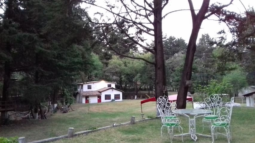 La Cañada Cahuacan