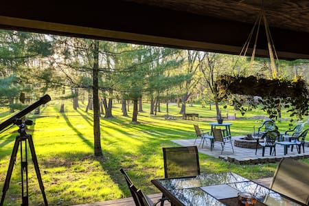 The Getaway Suite at Rustic Acres
