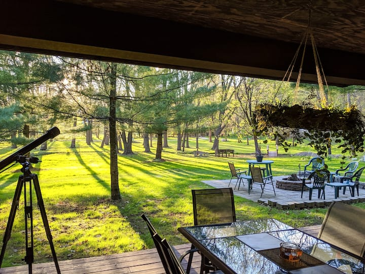 Getaway Suite at Rustic Acres
