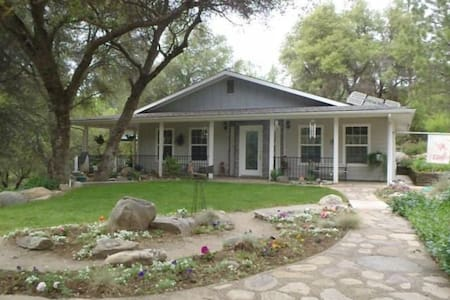 A Tranquil Haven in the Woods - Mariposa - Bed & Breakfast