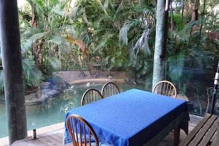 guest room with garden and pool - Killaloe - Hus