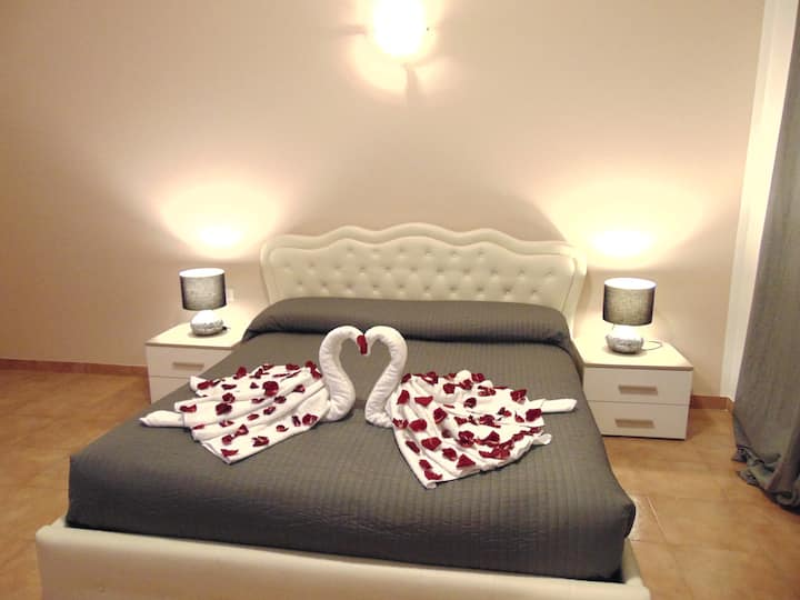 Rome center-super spacious room double use