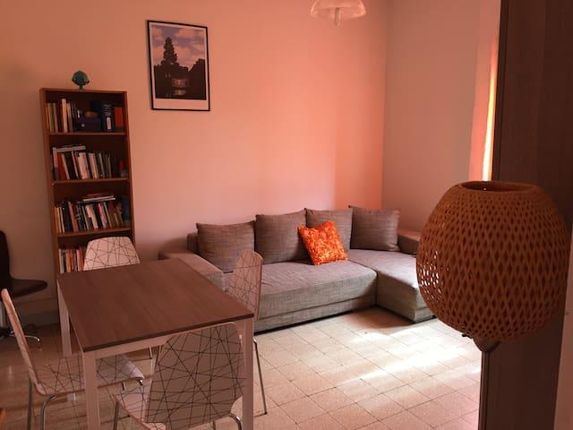 Beautiful, spacious and sunny room
