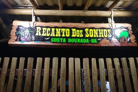 Recanto dos Sonhos  Costa Dourada Bahia