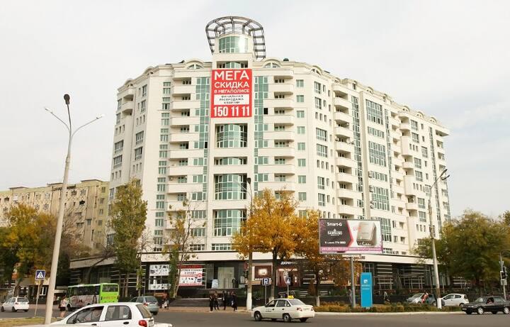 MEGAPOLIS Elite residential complexes in Tashkent