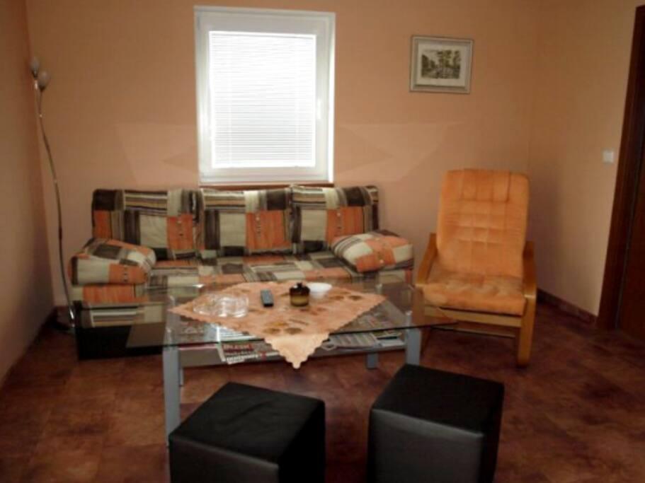 (obývací pokoj) Living room