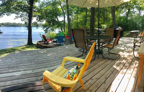 Quintessential Northern MN Lake Experience