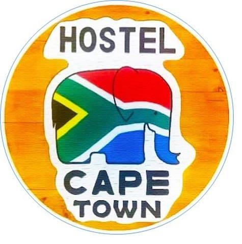 Hostel Cape Town - Sua Casa, Fora de Casa