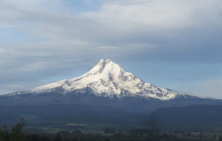 Amazing view of Mt. Hood! - Mount Hood
