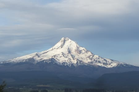 Amazing view of Mt. Hood! - Mount Hood - 公寓