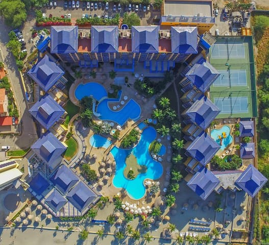 Apartaestudio 1 dormitorio, Zuana Beach Resort