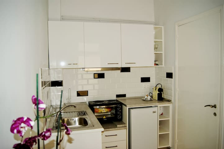 Renovated stylish central apartment