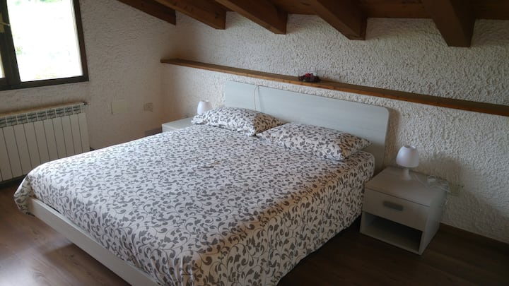Triple room with panoramic view (Room 3)