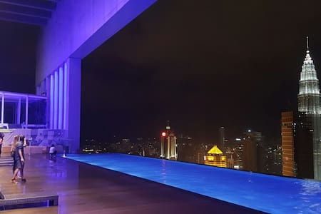 Entire Apartment,VIP Sky Pool,Near KLCC - 吉隆坡 - 公寓