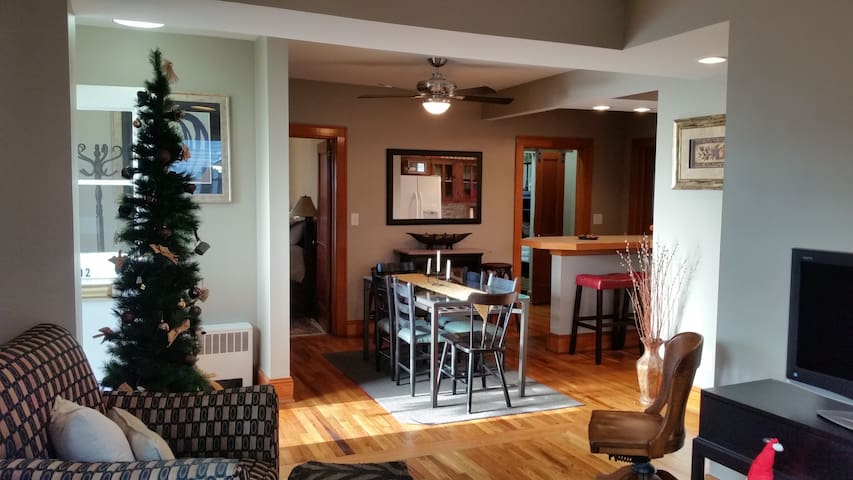 Renovated Apartment by Bridgewater College - Bridgewater - Apartment