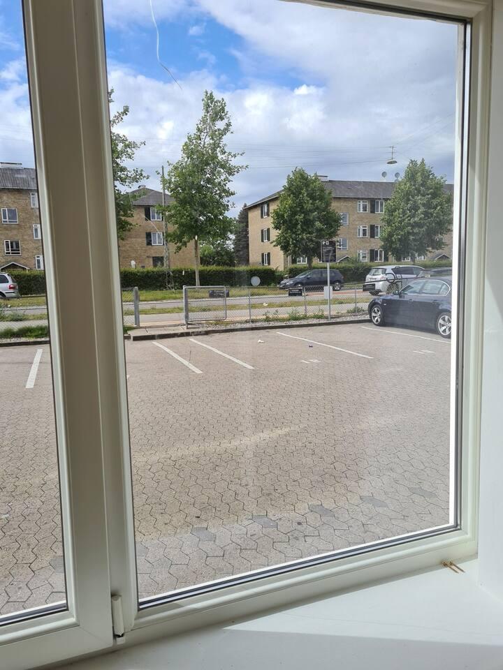 Centralt Valby -Hvidovre hel lejlighed 1- 1/2 room