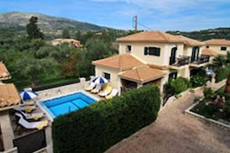 K villas for 6 in Zakinthos - Villa