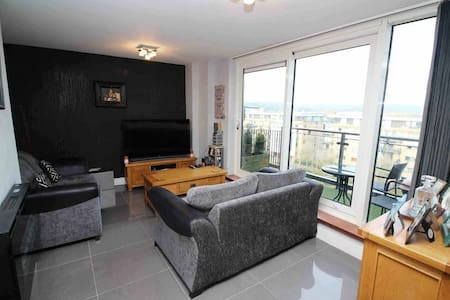 UEFA Final 2 bed stylish apartment - Cardiff - Lakás