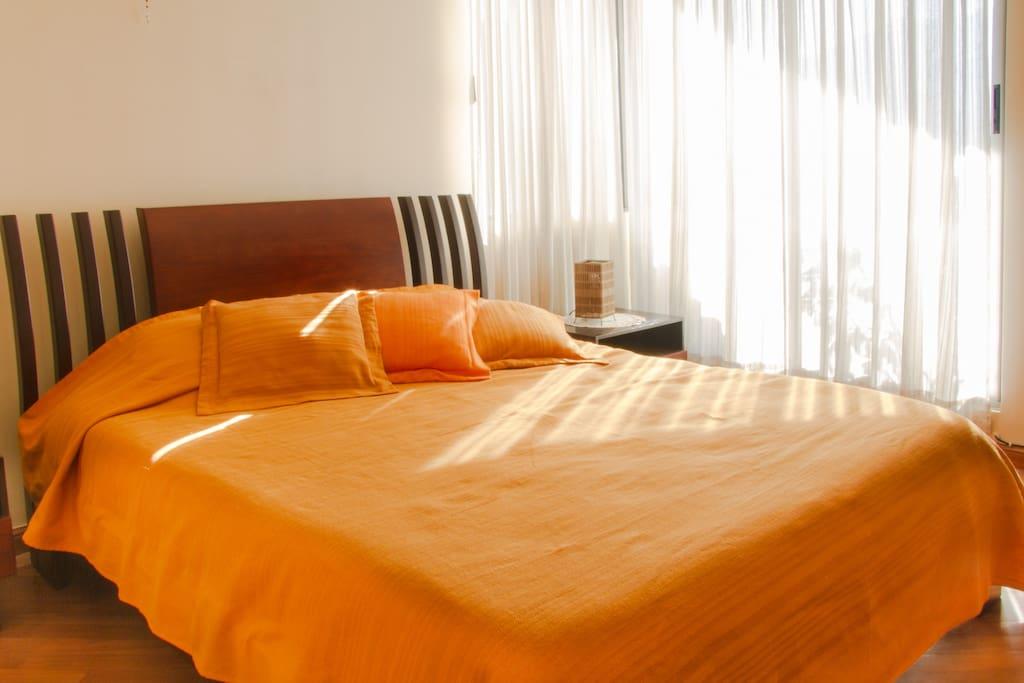 Habitacion Ambiente Familiar Of Hospedaje En Ambiente Familiar Y Confortable