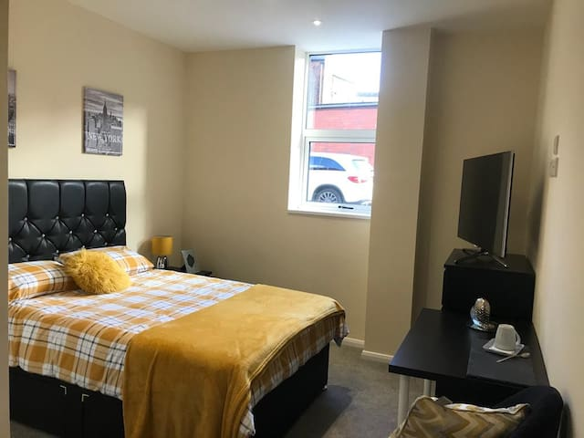 New Apartment In Fantastic Town Centre Location