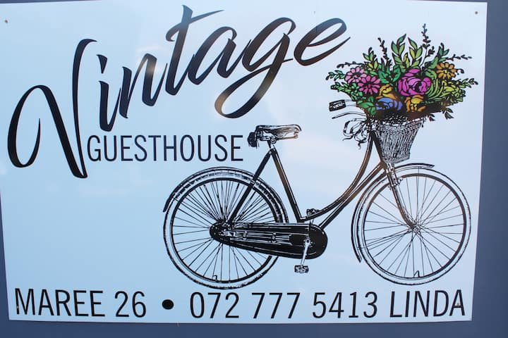 Vintage Guesthouse Accommodation