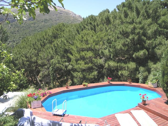 Casa Luc- cottage with private pool - Malaga  - Rumah