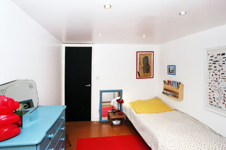 Cosy single bedroom in loft - Lontoo