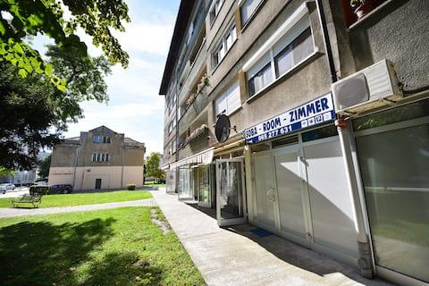 Apartman u centru Banja Luke - kod tvrdjave Kastel