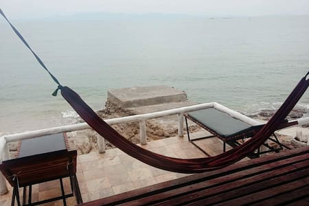 Beach Front Bungalow(Sea View)'Koh Chang Ranong'