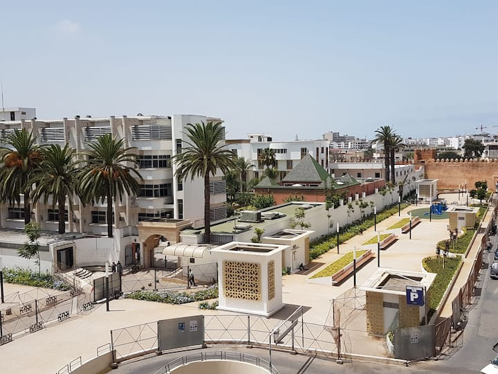 Bel appartement downtown rabat  2