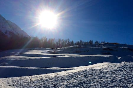 Holiday in the lovely Engadin 1 - Zuoz - Wohnung