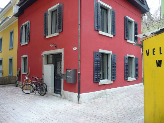 cosy apartment downtown Lucerne  - Lucerna - Apartament