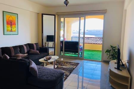 Flat in Port Ghalib Marina