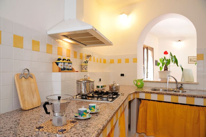 Nice apartment in Arbatax