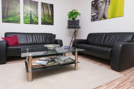 Schicke Moderne 2 Zimmer Wohnung - Hanover
