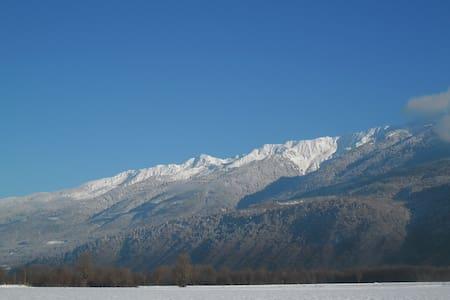 Proche des stations de sport d''hiver - Gresy sur Isere