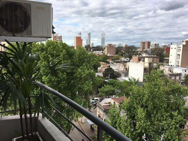 Alojamiento perfecto en Rosario!!!!