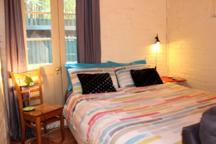 Perfect Studio for Two - Fitzroy - Loft
