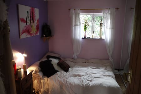 Double  Room near Stonehenge - Wiltshire - Bed & Breakfast