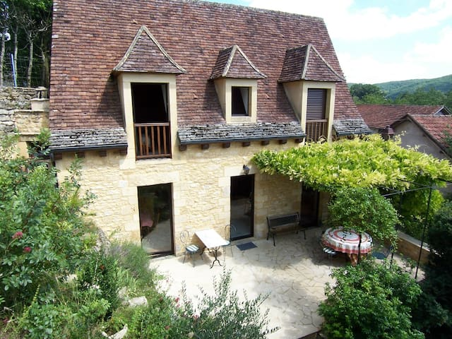 Authentique & Comfortable & Quiet - Sarlat-la-Canéda - Talo