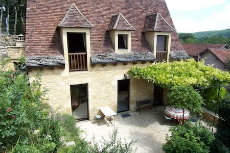 Authentique & Comfortable & Quiet - Sarlat-la-Canéda - House