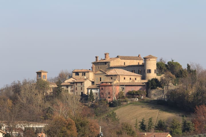 Bed&breakfast nel borgo Scipione - Salsomaggiore Terme - Bed & Breakfast