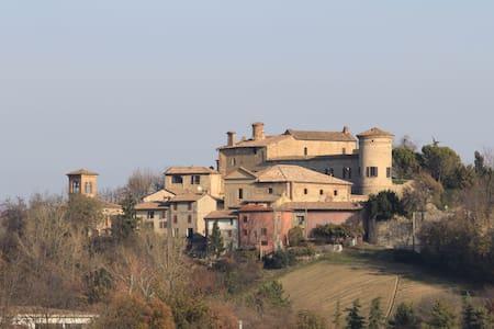 Bed&breakfast nel borgo Scipione - Salsomaggiore Terme - Aamiaismajoitus