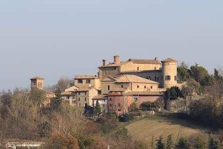 Bed&breakfast nel borgo Scipione - Aamiaismajoitus