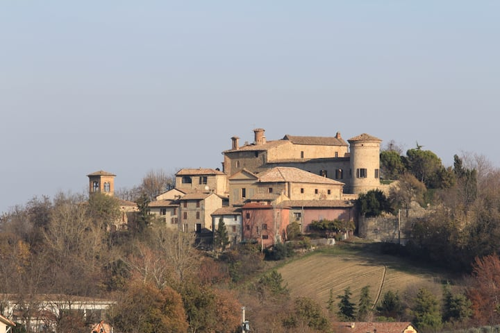 Bed&breakfast nel borgo Scipione