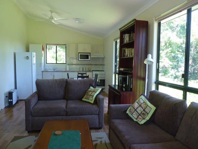 Bowerbird Cabin